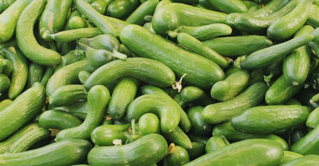 What a cucumber taught me about perfectionism