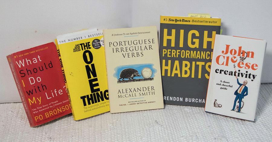 5 best books to get through lockdown